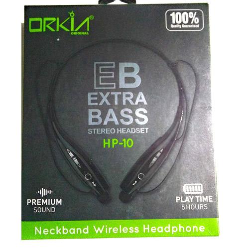 Wireless Bluetooth Headphone with USB Cable