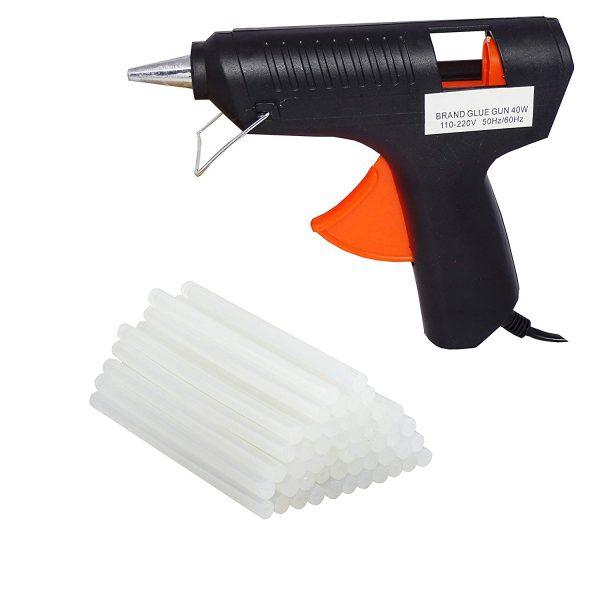 Hot Melt Glue Gun  40 Watt, Decorations & Furniture Quick Repairs
