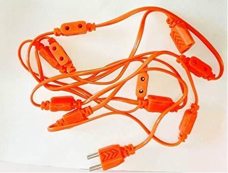 10/13/17/20 Rice Light Ladi Jointer Decoration Lighting Joiner for Diwali