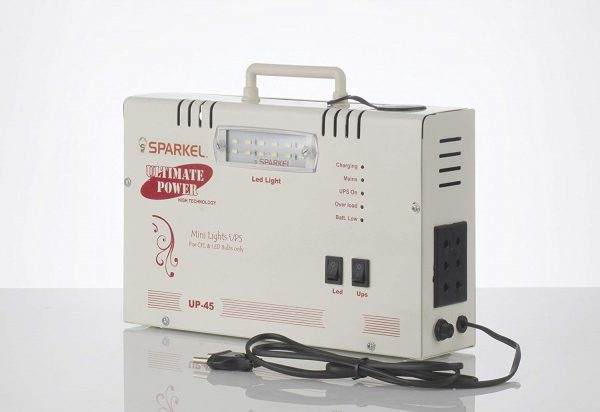 Powertech 55 Watt 4 CFL/LED Bulb UPS