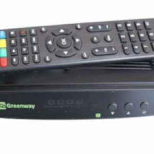 Greenway HD Set Top Box (Black)