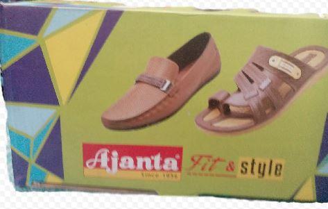 Ajanta Men's   Formal Shoes
