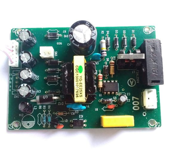 6283 15W and 15W 12V DC Amplifier Board
