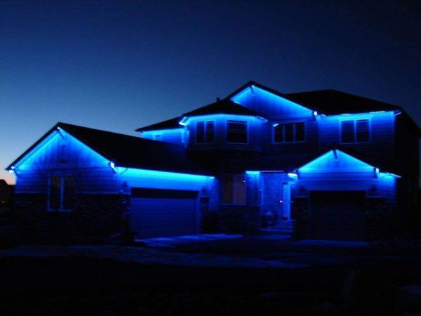5 METER Water Proof Smd Strip LED Light (Blue)