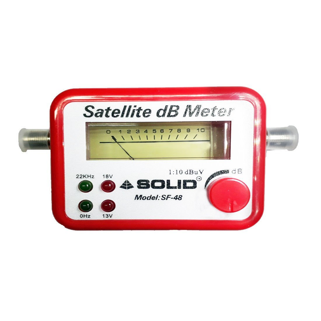 Solid Satellite Signal Finder Db Meter For Full,Hd Dish T V Network